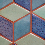 Rhombus Tile