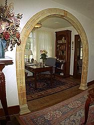 Rockefeller Stoneware Archway, 2000