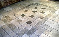 Patterned Stone Tile